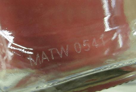 玻璃打标和打码
